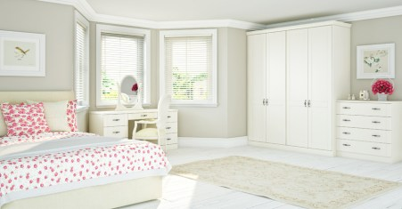 Stylish bedroom ideas from Wren