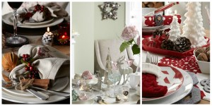 Festive Home Decor: 10 Christmas table decoration ideas
