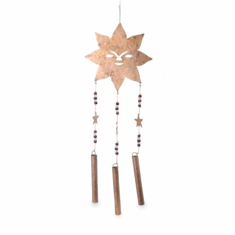 Decorative garden wind chime