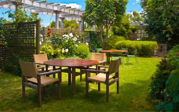 Simple Yet Inspirational Garden Seating Ideas Simple Is Beautiful