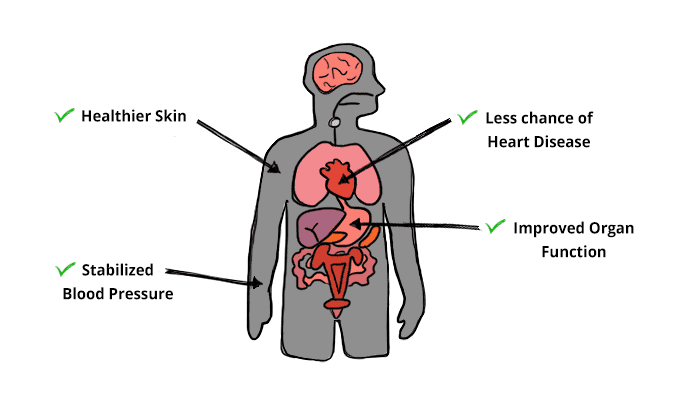 Coffee and blood flow image