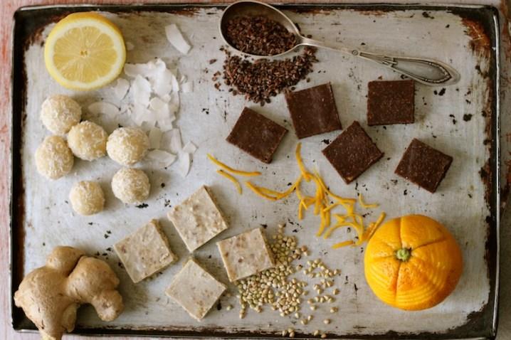 RAW Mayan Chocolate Fudge / Homegrown Kitchen