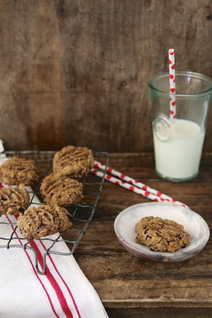 Chocolate Chip Chickpea Cookies | HOMEGROWN KITCHEN