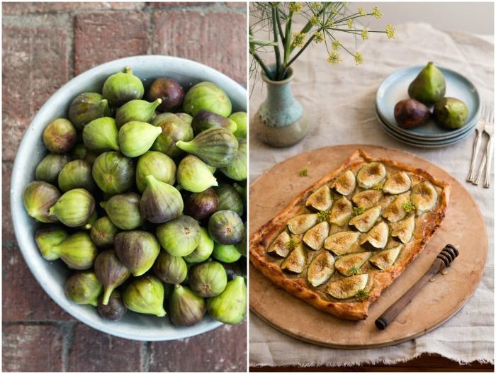 Fig Hazelnut Frangipane Tart | HOMEGROWN KITCHEN