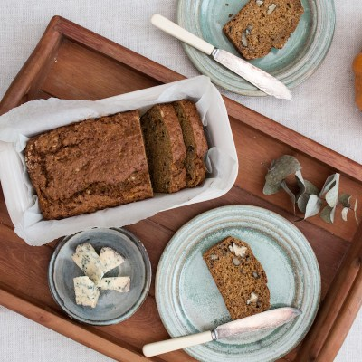 SPICED TO PERFECTION GINGERBREAD with Roasted Squash