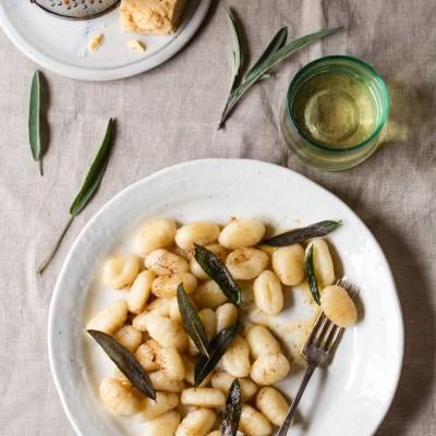 HANDMADE POTATO GNOCCHI + Favourite Autumn Recipes