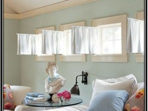 Swing Arm Curtains Home Decor Ideas