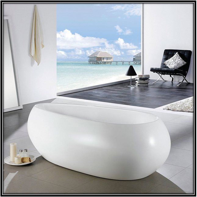 Freestanding Bathroom Tub Home Decor Ideas