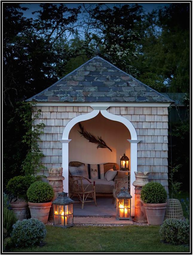 Garden She Sheds Home Decor Ideas