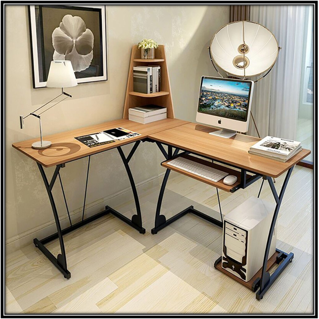 Multifunction Corner Computer Desk Home Decor Ideas (1)