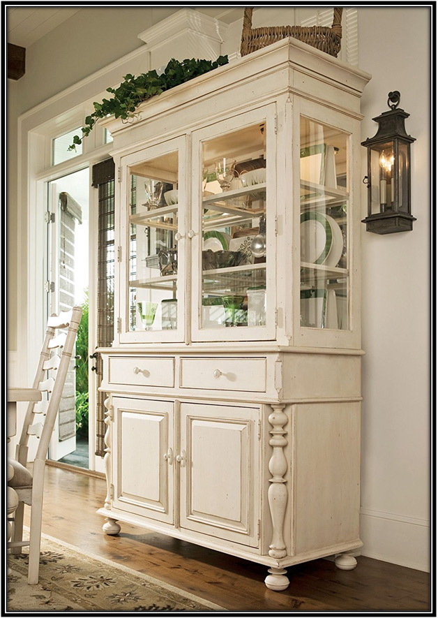 Hutch And Buffet Home Decor Ideas