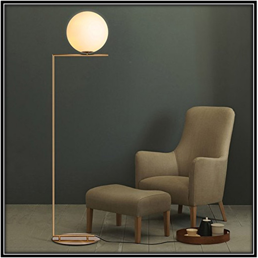 LED Floor Lamp Home Decor Ideas
