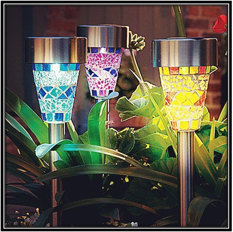 Led Solar Garden Lights Garden Decoration Ideas Home Decor Ideas