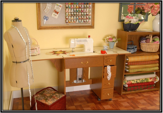 Oakely Sewing Cabinet Home Decor Ideas