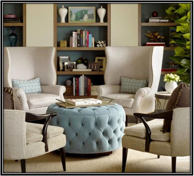 Ottomans Collection Home Decor Ideas