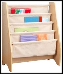 Sling Bookshelf Home Decor Ideas