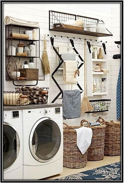 The One For A Small Laundry Room Laundry Room Decoration Ideas Home Decor Ideas