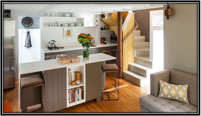 Use The Space Left Below The Stairs Home Decor Ideas