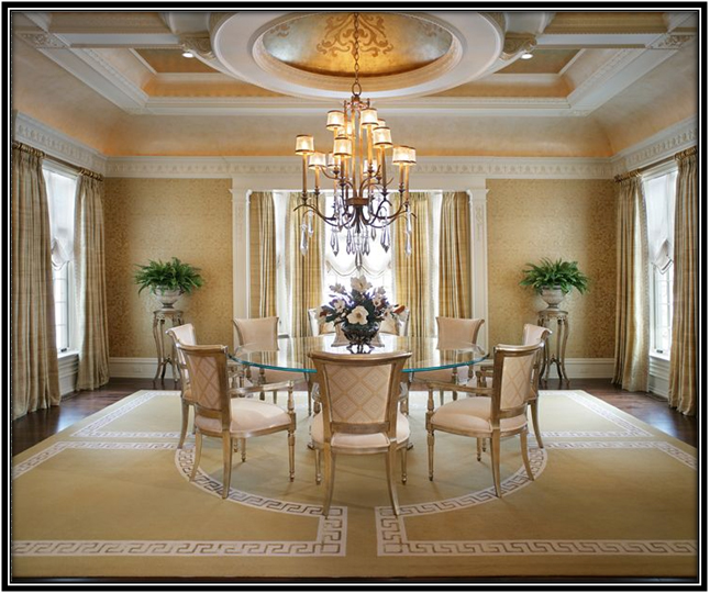 Centerpiece Dining Room Home Decor Ideas