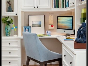 Study Areas As Corner Spaces - Home decor ideas