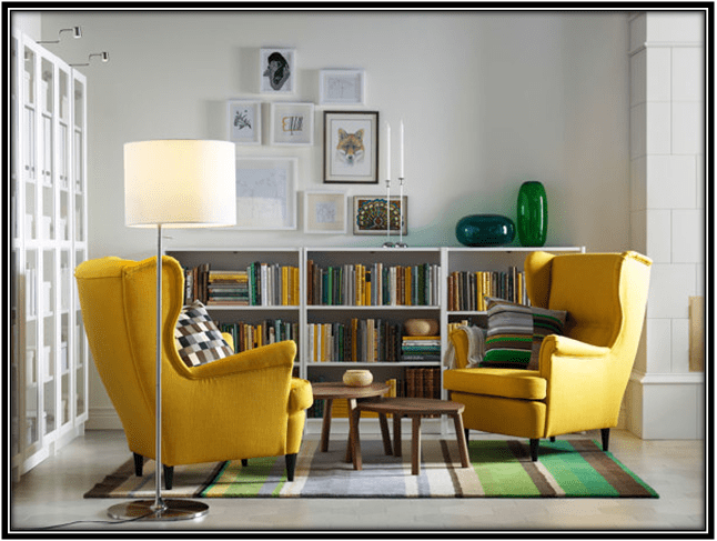 Introduce Color Yellow Home Ware Decoration Ideas