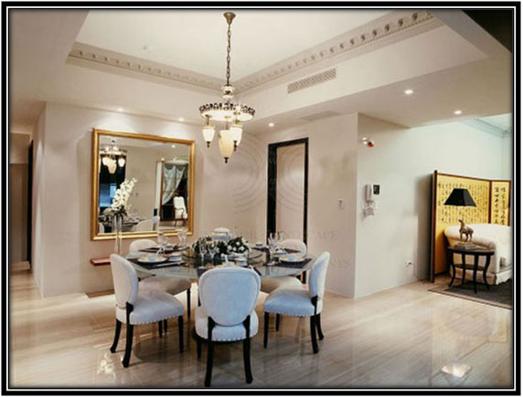 Dining Room That Leads Into Living Area Home Decor Ideas