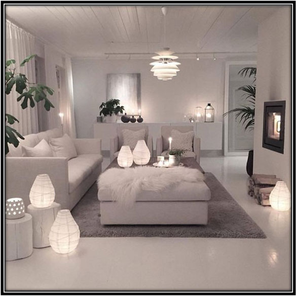 5 Best Ways To Use Colors Gray And White In Home Decor Ideas For Living Room