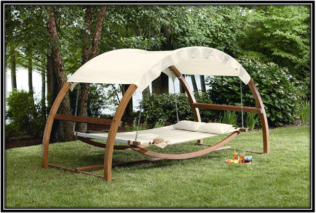 Hammock Or Swing Outdoor Decoration Ideas