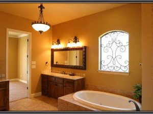 Lights In The Bathroom - Home Decor Ideas