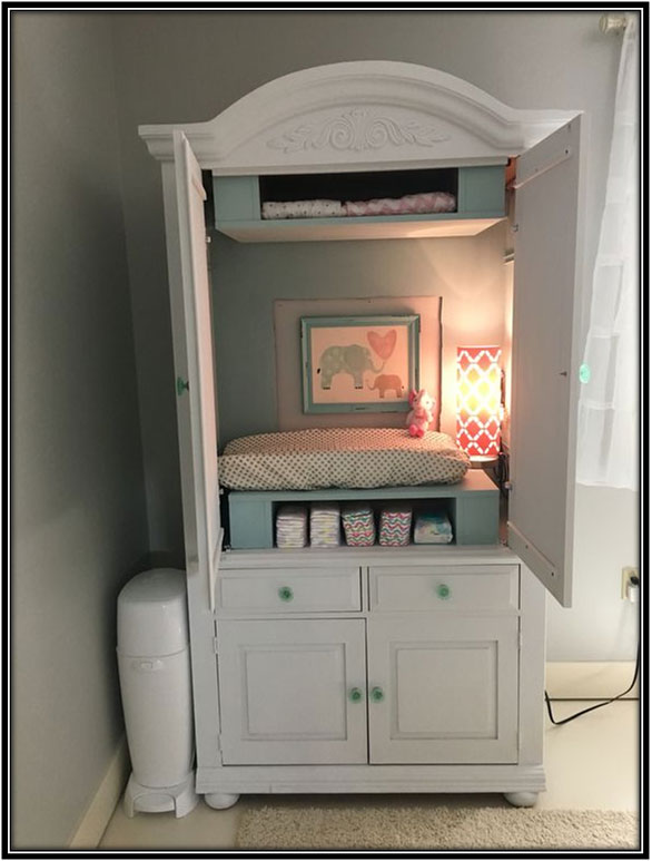 Wardrobe With A Lot Of Storage Kids Room Design Home Decor Ideas