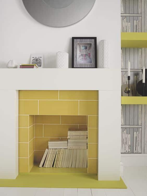 Sunshine On Your Decorative Fireplace. Decorative Fireplace Ideas 1 Amazing Ideas