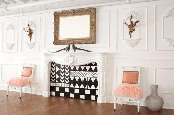 decorative fireplace ideas 5