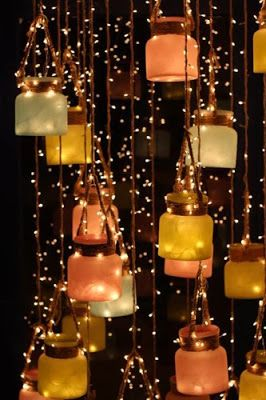 Enchanting diwali decoration ideas for the radiant - Light decoration ideas for home ...
