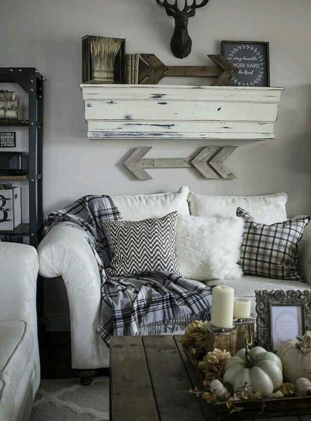 rustic ideas for living room 3