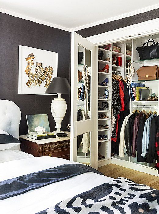Bright and Resourceful Cabinet Design Ideas for Small Bedrooms ...