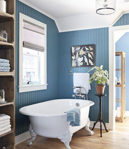 aegean ideas for a blue bathroom