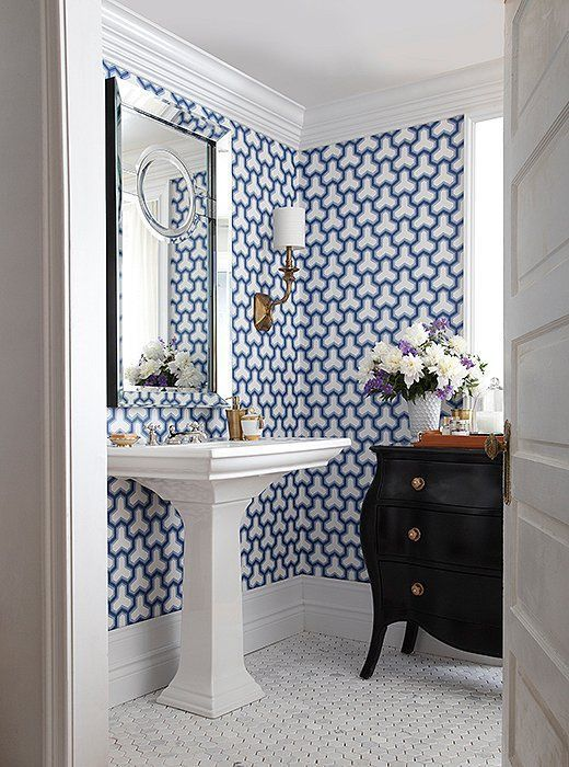 exciting blue bathroom ideas that will interest you  home