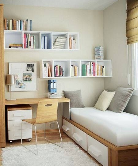 Delightful Hanging Bookshelf Ideas For Small Rooms. ... Part 28
