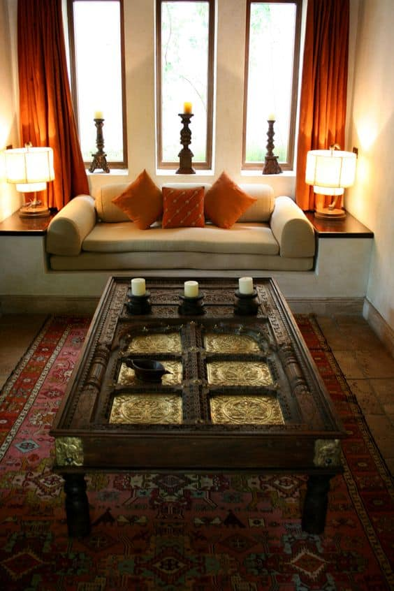 Earthy Indian Ideas For A Living Room Design. Living Room Designs Indian  Style 11 Part 76
