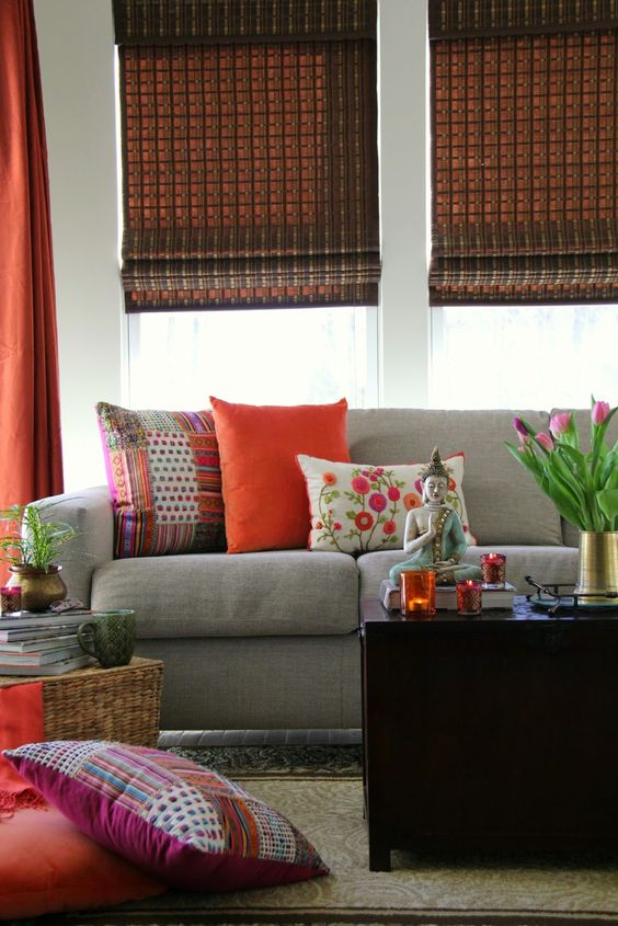 living room designs Indian style 6 - Home Ideas HQ