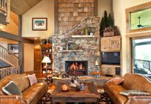 living room layout fireplace and TV 10-1