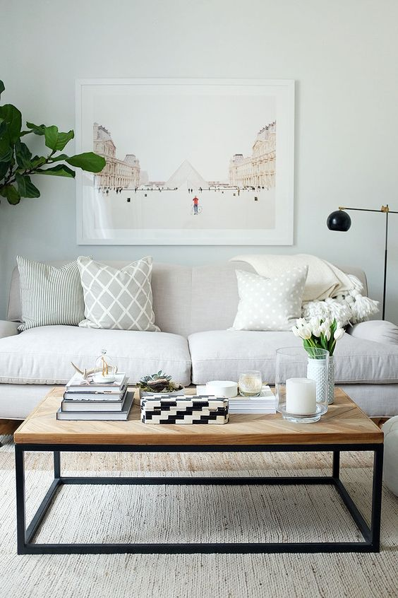 Simple Living Room Designs to Captivate the Simple Hearts ...