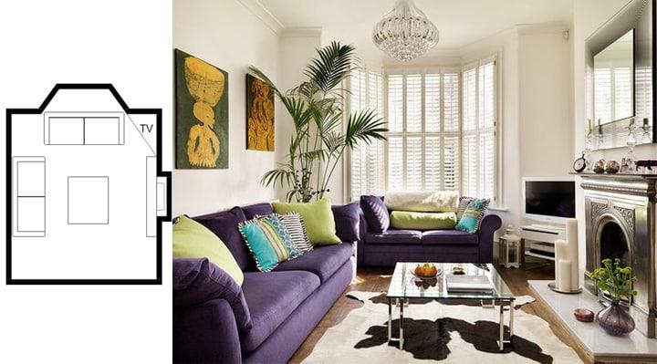 Furniture Small Living Room Ideas - home decor photos gallery