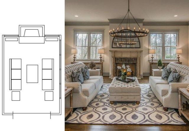 narrow living room layouts 10