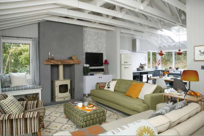 Great Ideas On How To Achieve A Country Living Room - Home Ideas HQ
