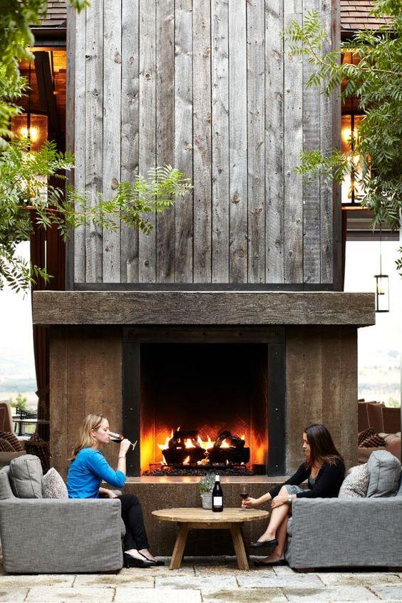 outdoor fireplace ideas 1.a.v