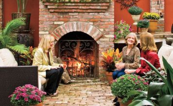 outdoor fireplace ideas 2.c