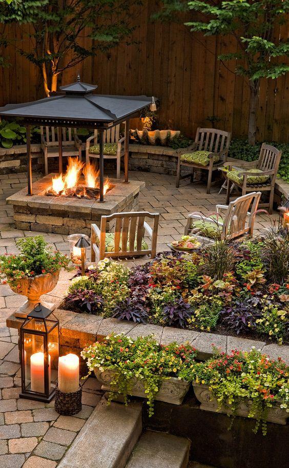 outdoor fireplace ideas 3.a