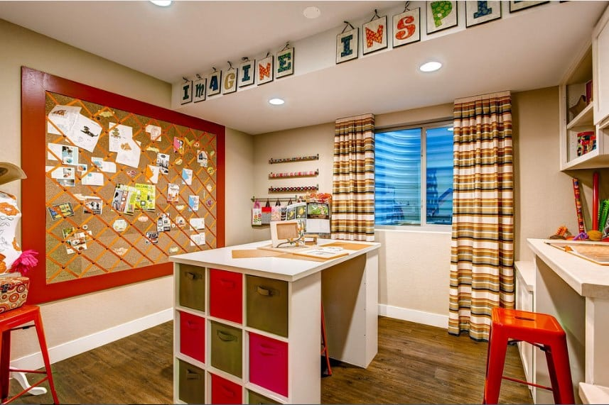 Craft Room Ideas A Space Of Vision And Creative Finesse Home Ideas Hq