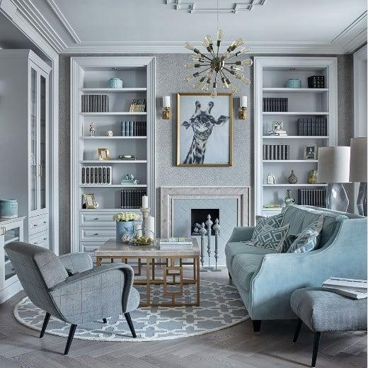 Classic Living Room Ideas: Traditional Living Room Ideas: A Portal To An Elegant Home
